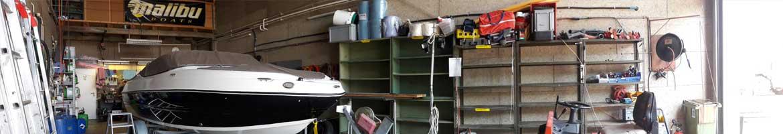 Mechanische Werkstätten für mechanische und elektrische Reparaturen
